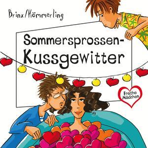 Sommersprossen-Kussgewitter