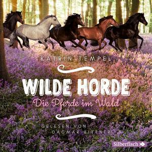 Die Pferde im Wald
