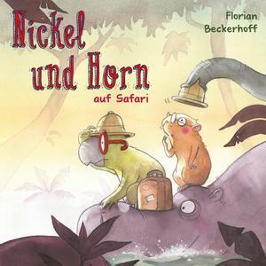 Nickel und Horn auf Safari
