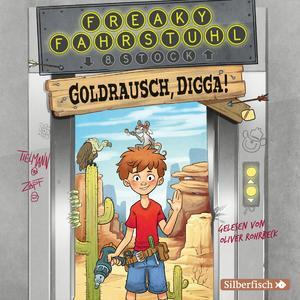Freaky Fahrstuhl 1: Goldrausch, Digga!