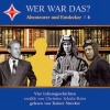 Vergrößerte Darstellung Cover: Wer war das? - Abenteurer und Entdecker 4. Externe Website (neues Fenster)
