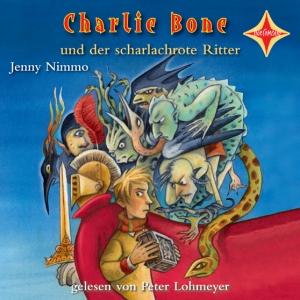 Charlie Bone und der scharlachrote Ritter