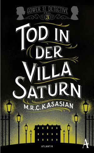 Tod in der Villa Saturn