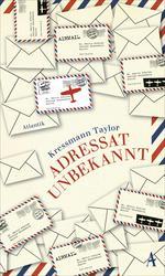 Cover des Buches Adressat unbekannt