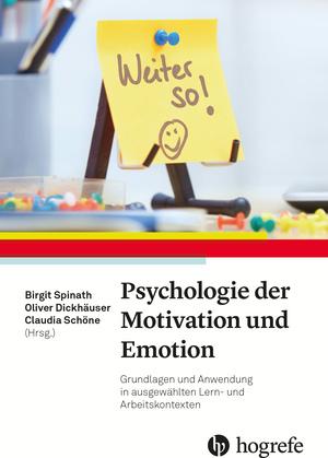 Psychologie der Motivation und Emotion