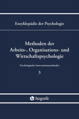 Methoden der Arbeits-, Organisations- und Wirtschaftspsychologie