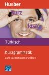 Vergrößerte Darstellung Cover: Kurzgrammatik Türkisch. Externe Website (neues Fenster)