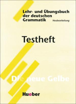 Lehr- und Übungsbuch der deutschen Grammatik - Neubearbeitung