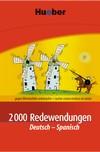 2000 Redewendungen Deutsch - Spanisch