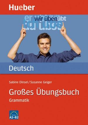 Großes Übungsbuch Deutsch - Grammatik (DaF)