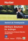 Hörkurs Deutsch für Anfänger: Deutsch-Türkisch (DaF)