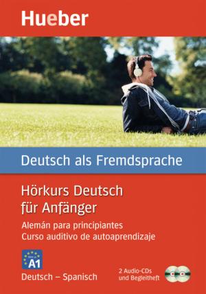 Hörkurs Deutsch für Anfänger: Deutsch-Spanisch (DaF)
