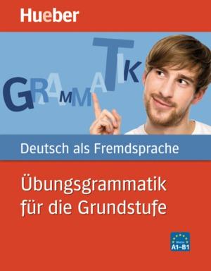 Übungsgrammatik für die Grundstufe (DaF)