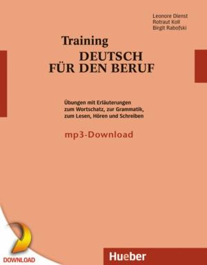 Training Deutsch für den Beruf (DaF)