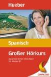 Großer Hörkurs Spanisch