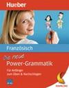 Vergrößerte Darstellung Cover: Die neue Power-Grammatik Französisch. Externe Website (neues Fenster)