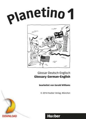 Gloassar Deutsch-Englisch