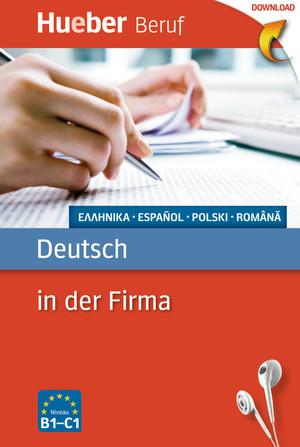 Deutsch in der Firma - [Rumänisch]