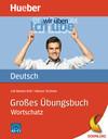 Vergrößerte Darstellung Cover: Großes Übungsbuch Deutsch. Externe Website (neues Fenster)