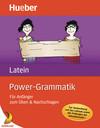 Vergrößerte Darstellung Cover: Power-Grammatik Latein. Externe Website (neues Fenster)