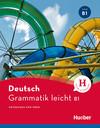 Vergrößerte Darstellung Cover: Grammatik leicht B1. Externe Website (neues Fenster)