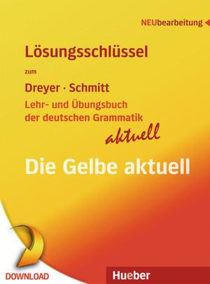 Lehr- und Übungsbuch der deutschen Grammatik aktuell