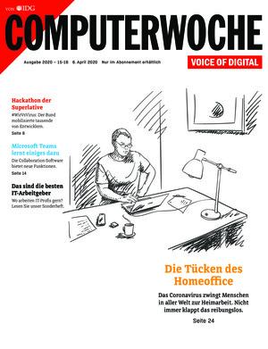 Computerwoche (15-16/2020)