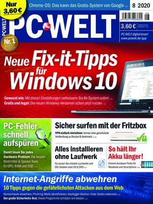 PC-Welt (08/2020)
