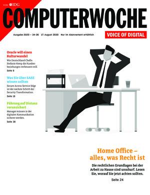 Computerwoche (34-36/2020)