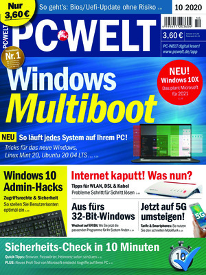 PC-Welt (10/2020)