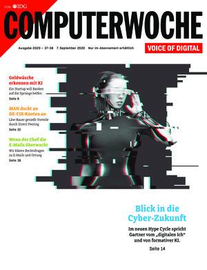 Computerwoche (37-38/2020)