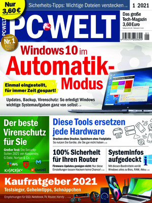 PC-Welt (01/2021)