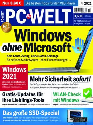 PC-Welt (04/2021)