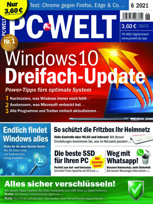 PC-Welt (06/2021)