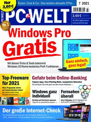 PC-Welt (07/2021)