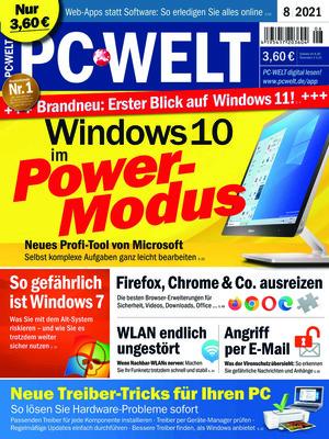 PC-Welt (08/2021)