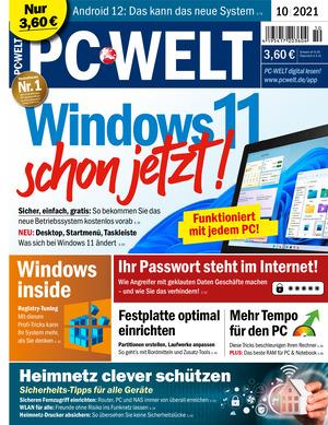 PC-Welt (10/2021)