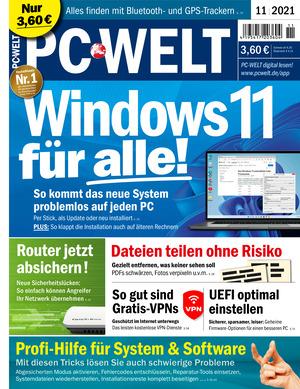 PC-Welt (11/2021)
