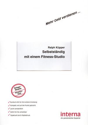 Selbstständig mit einem Fitness-Studio