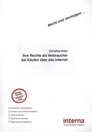 Ihre Rechte als Verbraucher bei Käufen über das Internet