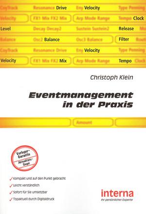 Eventmanagement in der Praxis