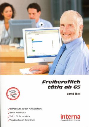 Freiberuflich tätig ab 65