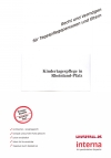 Kindertagespflege in Rheinland-Pfalz