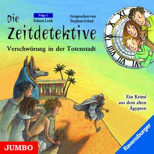 Die Zeitdetektive - Verschwörung in der Totenstadt