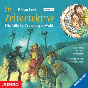 Die Zeitdetektive - Die Falle im Teutoburger Wald