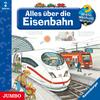 Vergrößerte Darstellung Cover: Alles über die Eisenbahn. Externe Website (neues Fenster)