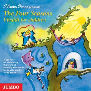 """Marko Simsa presents """"The four seasons"""" - Vivaldi for children"""