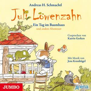 Juli Löwenzahn - Ein Tag im Baumhaus und andere Abenteuer