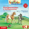 Vergrößerte Darstellung Cover: Ponygeschichten & Pferdegeschichten. Externe Website (neues Fenster)
