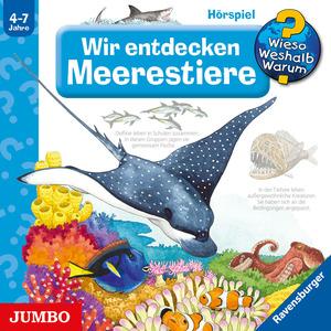 Wir entdecken Meerestiere